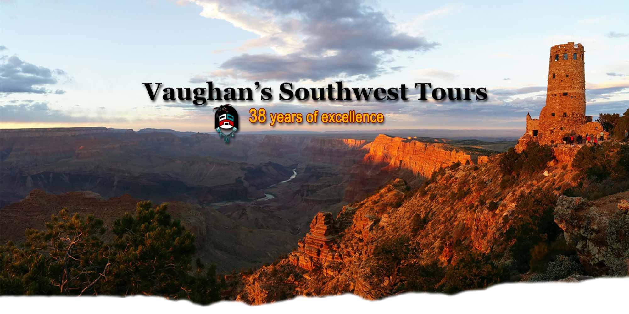 Vaughan's Southwest Tours
